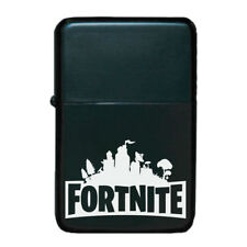STAR Lighter in Black – Battle Royale - Fortnite Pro Gamer Design