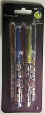Grumpy Cat Set of 5 Gel Pens NEW Assorted Ink 0.7mm by InkWorks