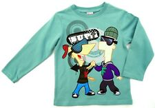NEU! Disney Phineas and Ferb Sweatshirt Pullover Pulli Shirt 98