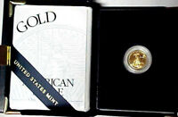 Proof 2003-W $5 American Gold Eagle 1/10 oz Gold Coin