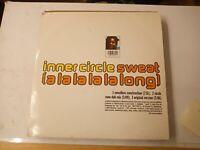 """Inner Circle – Sweat (A La La La La Long) - 12"""" Vinyl Single 1992"""