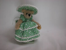 "World of Miniature Bears Dollhouse 2.75"" Plush Bear Ann #765 CLOSING"