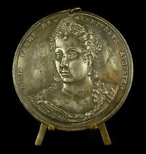 Medaille c 1800 Livie Livia Drusilla wife emperor August mother of Tibère Medal