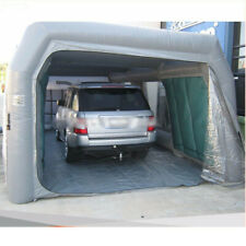 Inflatable Giant Car Workstation Spray Paint Tent Paint Booth Custom