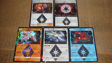 Pokemon COMPLETE 5 Card Forbidden Light PRISM STAR Lot: 31 74 96 110 117/131