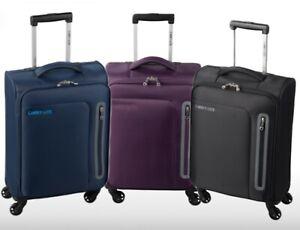 New Carry:Lite Saturn 55cm Cabin Trolley case (7005)   **  Super Lightweight **