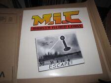 "Monsta Island Czars - ""Escape"" b/w ""MIC Line"" rare 12"" vinyl (MF DOOM/DJ Subroc)"