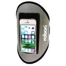 IPHONE ARMBAND PHONES HOLDER SPORTS RUNNING JOGGING GYM CYCLING CASE POUCH