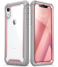 For iPhone XR Case, i-Blason Ares Full-Body Shockproof Cover w/ Screen Protector