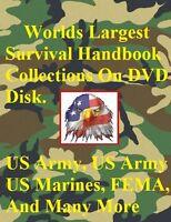Doomsday Disaster Preppers Survival Preper Special Forces Ranger ebooks US DVD