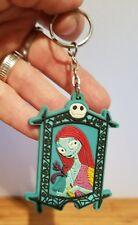 VHTF RARE Loungefly Sally Nightmare Before Christmas Disney Rubber 3D keychain