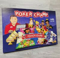 POKER CHAMP Family Party Poker Card Board Game