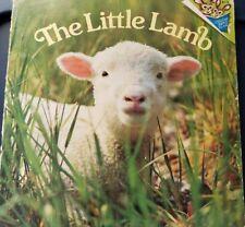 Vtg. 1977 The Little Lamb Phoebe & Judy Dunn Pictureback Book Random House
