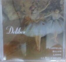 Delibes Ballet Suites - Centurion Music Ltd (CD, 2000)