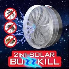 Insektenfalle MoskitoLampe UV Solarenergie Mückenlampe Insektenvernichter - neu