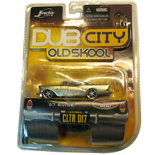 2006 '57 Buick Dub City Old Skool, 1:64 Jada Toys ( NIP ) Wave 2