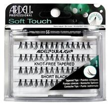 Ardell Soft Touch Knot Free Tapered Short Black Eyelashes