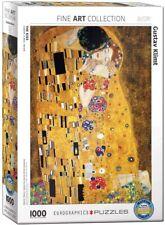 Eurographics 64365 Gustav Klimt The Kiss Jigsaw Puzzle 1000pc