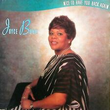 Joyce Bond - Nice To Have You Back Again (LP, Album)