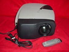 Barco Icon H400 1080i HD Home Theater DLP Projector 4000 Lumens w/Remote! #3
