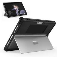 MoKo for Microsoft Surface Pro 7/6/5/4 Protective Rugged Cover Shockproof Case