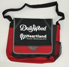 Dollywood Lighweight Book Bag Laptop Case Heartland 2016 Travel Showcase