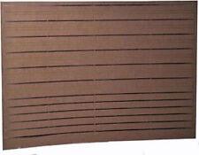 S SCALE STARTER STRIPS & RIDGE CAP STRIPS Model Railroad Structure Roof RSMD5316