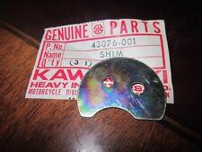 Kawasaki KH 400 Mach III shim new 43076-001
