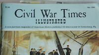 8 Stck Civil War Times Illustrated 1964 im Ordner Militär Magazine y5-228