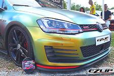 EZ-LIP GOLF VI 6 GTI Spoiler Spoilerlippe Lippe Frontspoiler Frontlippe TUNING R