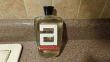 Vintage BARBERSHOP ANDIS HAIR & SCALP CONDITIONER BOTTLE 1960's HAIR TONIC