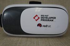 Smartphone VR Headset -Red Hat Developer Conference Branded