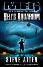 NEW - Hell's Aquarium (Meg) by Alten, Steve