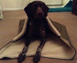 Dog Burrow Bag, Burrow Bag, Snuggle Sack, Dog Snuggle Sack, Dog Bed, Dog Blanket