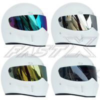 3mm Clear Visor Shield for ATV Motorcycle Bike Kart Racing Full Face Helmet Lens