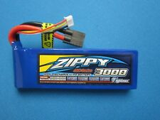 3000mAh 3S 11.1V 40C LIPO BATTERY TRAXXAS ATON 1/10 SLASH RUSTLER BANDIT SAVAGE