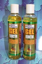 2 Gel Reductor Pina 8oz PiÑA,Te De Pina, Crema Reductora,Reducing Gel reducing