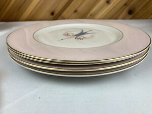 "Fine Arts Royal Splendor Dinner Plates 10 1/2"" Set Of 4"