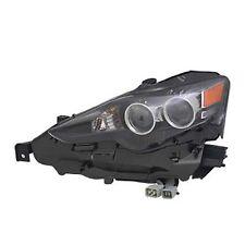 FITS LEXUS IS250 IS350 2014 LEFT DRIVER LED HEADLIGHT HEAD LIGHT LAMP
