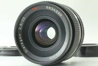 ***Mint*** Contax Carl Zeiss Distagon 35mm F2.8 T* MMJ CY Mount Lens From Japan