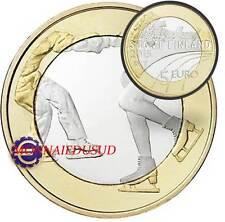 5 Euro Commémorative Finlande 2015 - Patinage Artistique