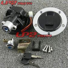Motorcycle Ignition Switch Gas Cap Lock Keys Set For Suzuki DL650 DL1000 V-Strom