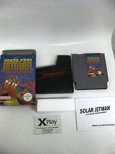 Nintendo Nes Solar Jetman Pal B , buen estado