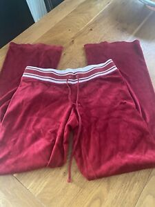 womens juicy couture tracksuit Bottoms medium
