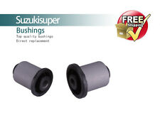 2 Front Lower Control Arm Bushing Mitsubishi Pajero NM NP 4WD Quality Bush 01-06