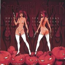 SERAPHIM SHOCK - HALLOWEEN SEX N' VEGAS NEW CD