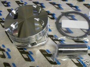 CP Pistons for Hyundai Genesis Coupe G4KF Theta-II 2.0L Turbo 86mm Bore 9.0 Comp