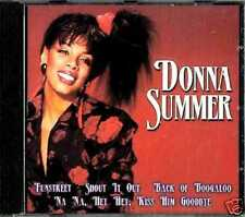 DONNA SUMMER  -  S/t     (CD New)