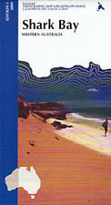 Shark Bay 1:250,000 Scale Topographic Map, brand new latest edition