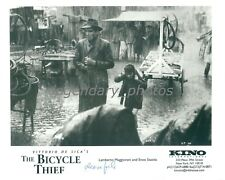 1949 The Bicycle Thief Enzo Staiola More Recent Original Press Photo